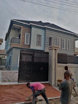 Newly Built 4 Bedroom Duplex with a Bq, Peninsula Garden Estate, Olokonla, Ajah, Lagos, Semi-detached Duplex for Sale