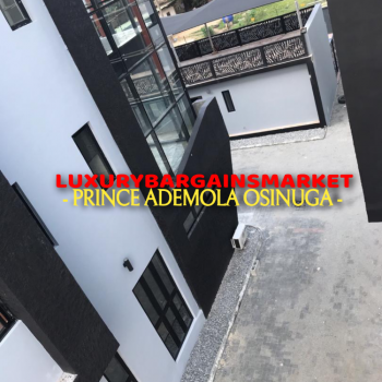 Direct & Cash Ready Clients Only - New 5 Bedroom House, Old Ikoyi, Ikoyi, Lagos, Detached Duplex for Rent
