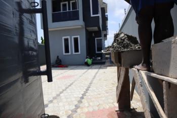 Fenced Plots of Land in an Estate, Behind, Abijo Gra Chois Gardens Estate, Abijo, Lekki, Lagos, Residential Land for Sale