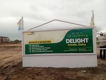 500sqm Lands, Idera Scheme, in Delight Estate, Eleko, Ibeju Lekki, Lagos, Mixed-use Land for Sale