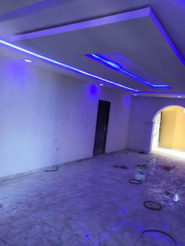 a Brand New Luxurious 3 Bedroom Flat in Estate, Estate, Ogba, Ikeja, Lagos, Flat for Rent