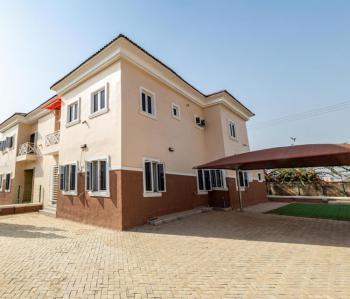 Luxury 4 Bedroom Semi Detached Duplex,bq, Football/ Basketball Court, Life Camp, Abuja, Semi-detached Duplex for Sale
