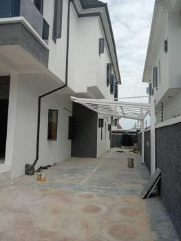 Beautiful Five Bedrooms Fully Detached Duplex, Idado, Lekki, Lagos, Detached Duplex for Rent