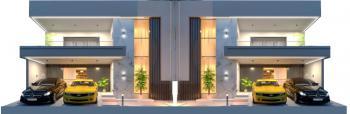 Luxury 3 Bedrooms Twin Duplex, The Prestige, Off Jedo Estate Road, Sabon Lugbe, Lugbe District, Abuja, Semi-detached Duplex for Sale