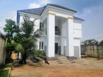 Detached Duplex, Egbu Road Safety Axies, Naze, Owerri North, Imo, Detached Duplex for Sale