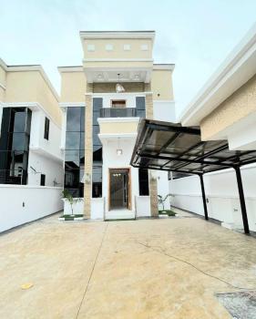 Luxurious & Commodious 5 Bedroom Fully-detached House;, Osapa London, Apapa Wharf, Apapa, Lagos, Detached Duplex for Sale