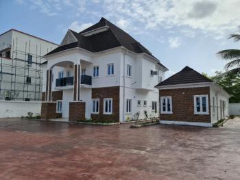 Massive 6 Bedroom Fully Detached House with Chalet, Pinnock Beach Estate, Osapa, Lekki, Lagos, Detached Duplex for Sale