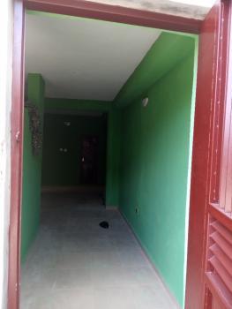 Newly Renovated 1 Bedroom Flat, Sulaimon Bakare Street, Bakare Estate, Ahmadiyah Bus Stop, Ijaiye, Lagos, Flat for Rent