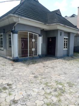 a Well Finished 4 Bedroom Bungalow with Standard Facilities, Off G U Ake Road, Eliozu, Port Harcourt, Rivers, Detached Bungalow for Rent