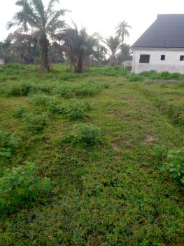 2 Plots of Land in a Build and Pack in Neighborhood, Behind Macdonald Memorial Intl School, Rukpokwu, Port Harcourt, Rivers, Residential Land for Sale