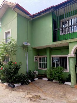3 Bedroom Terrace Duplex with Bq, Off Coker Road, Ilupeju, Lagos, Terraced Duplex for Rent