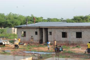 Newly Built 2 Bedroom Apartments, Oyin Garden Estate, Orile- Igbehin, Mowe Ofada, Ogun, Block of Flats for Sale