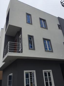 Two Unit of Semi-detached Terrace Apartment Made of Four (4)bedroom, Off Admiralty Road, Lekki Phase 1, Lekki, Lagos, Semi-detached Duplex for Sale