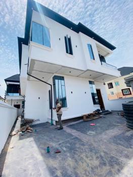 5 Bedroom Fully Detached Duplex with B/q, Westend Estate, Lekki, Lagos, Detached Duplex for Sale