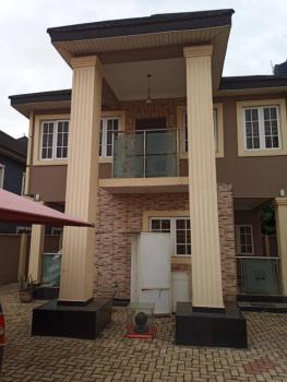5 Bedrooms Detached Duplex with 2 Bedroom Bq All Room Ensuite, Off Ifeanyi Ubah Cresent, Omole Phase 2, Ikeja, Lagos, Detached Duplex for Sale