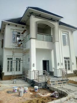 5 Bedrom Detached House Sitting on 750sqm of Land, Off Ramat Street, Ungwan Rimi, Kaduna North, Kaduna, Detached Duplex for Sale