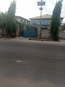 New Hotel on Major Road. Convertible to Any Other Purpose, Alimosho By Dopemu, Akowonjo, Alimosho, Lagos, Hotel / Guest House for Sale