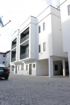 5 Bedroom Terrace Apartments with a Bq, Osapa London, Osapa, Lekki, Lagos, Terraced Duplex for Sale