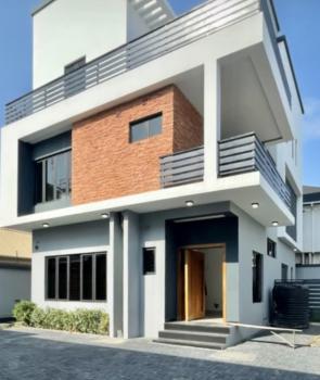Contemporary Styled 4 Bedroom House, Lekki Phase 1, Lekki, Lagos, Detached Duplex for Sale