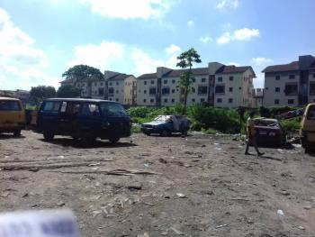 Land in a Serene Tarred & Gated Street, Andoyi Street, Off Onike, Yaba, Lagos, Residential Land Joint Venture