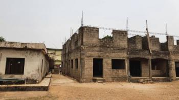 Classic Factory Structure with 2 Detached Building on One & Half Plot, Off Ikotun Road, Idimu, Lagos, Plaza / Complex / Mall for Sale