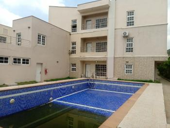 Fully Services 5 Bedrooms with Bq, Katampe Extension, Katampe, Abuja, Terraced Duplex for Rent