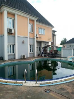 a Wonderfully Finished 6 Bedroom Duplex with Swimming Pool, Police Post, Eliozu, Port Harcourt, Rivers, Detached Duplex for Sale