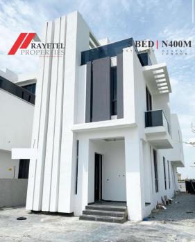 Contemporary 5 Bedroom Fully-detached House, Osapa, Lekki, Lagos, Detached Duplex for Sale