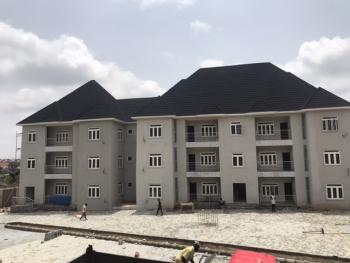 Luxury & Serviced 2 Bedrooms Apartment with Domestic Quarters, Near Magistrate Court By Stella Maris School, Life Camp, Abuja, Flat / Apartment for Sale