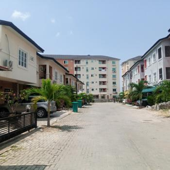 Nicely Built 3 Bedroom Terrace Duplex, Paradise Estate Chevron Drive, Lekki, Lagos, Terraced Duplex for Rent