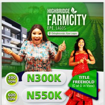 Lands for Farming, Odogbawojo Highbridge Farmcity, Epe, Lagos, Commercial Land for Sale