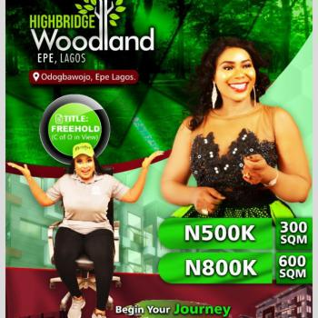 Residential and Industrial Lands, Odogbawojo Highbridge Woodland, Epe, Lagos, Mixed-use Land for Sale