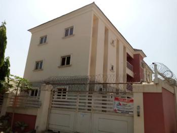 3 Bedrooms Flat and 1 Room Bq- Partially Serviced, Orji River, Area 2, Garki, Abuja, Detached Duplex for Rent