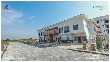 3 Bedrooms Terraced Duplex with Bq, Camberwall Court, Abijo Gra, Abijo, Lekki, Lagos, Terraced Duplex for Sale