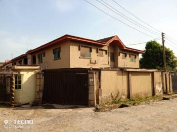 Block of 10 Flats in a Lovely Estate, Mangoro, Ikeja, Lagos, Block of Flats for Sale