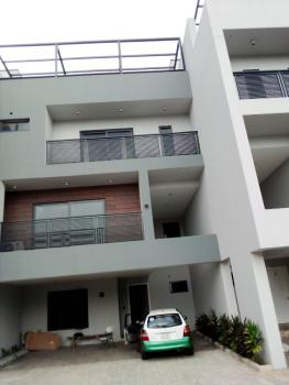 Newly Built Luxury 5 Bedroom Fully Serviced & Well Finished Terrace, Aso Drive, Asokoro District, Abuja, Terraced Duplex for Rent