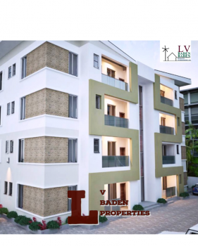 Luxurious 3 Bedroom Flat, Ibeju Lekki, Lagos, Flat for Sale