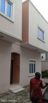 Newly Built Luxury 3 Bedroom Fully Finished and Fully Serviced Terrace, Allan Balogun, Agungi, Lekki, Lagos, Terraced Duplex for Rent