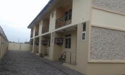 Well Finished 3 Bedroom  Terrace Duplex with Bq, Mobil Estate Road, Lekki Scheme Ii, Abraham Adesanya Estate, Ajah, Lagos, Flat for Rent