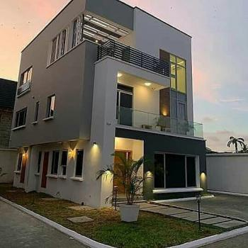 4 Bedroom Fully Detached Duplex with Bq, Ikeja Gra, Ikeja, Lagos, Detached Duplex for Sale