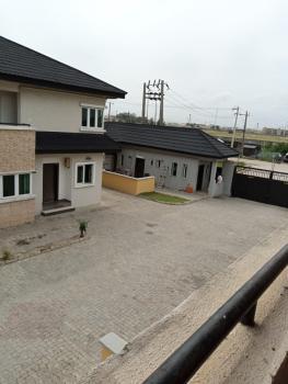 a Well Finished 4 Bedrooms Duplex, Alpha Beach Road Chevron, Lekki, Lagos, Semi-detached Duplex for Rent