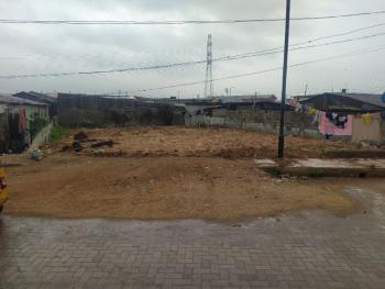 a Vacant Piece of Land Measuring 458 Sqm, Odo Oba Street, Bariga, Shomolu, Lagos, Land for Sale