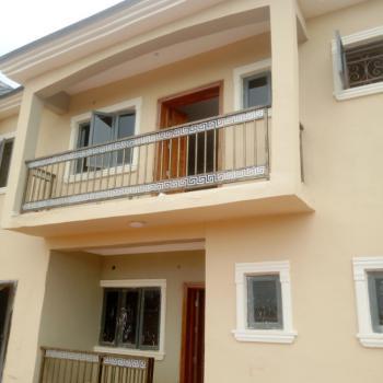 Magnificent 3 Bedroom Apartment with Bq, 17 Westley Close, Walton Estate Opposite Abraham Adesanya Estate, Ajah, Lagos, Flat for Rent