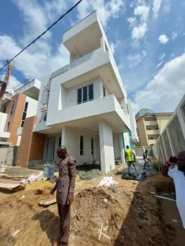 Beautiful 5 Bedroom Detached House with 2 Rooms Bq;, Off Kingsway Road, Ikoyi, Lagos, Detached Duplex for Sale
