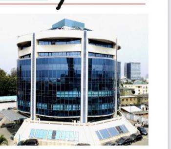 Building on  Eight Floors (5,559m2 Lettable Space) Land Size 9300sqm, Victoria Island (vi), Lagos, Plaza / Complex / Mall for Sale