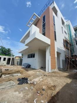 Beautiful 5 Bedroom Detached House with 2 Rooms Bq;, Off Kingsway Road, Banana Island, Ikoyi, Lagos, Detached Duplex for Sale