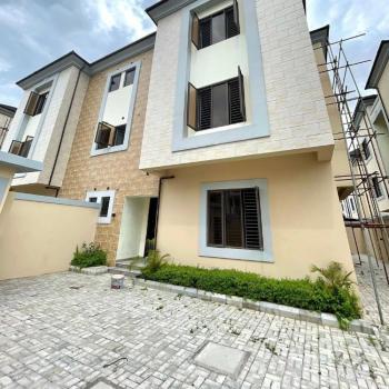 Nicely Built 4 Bedroom Semi-detached Duplex with a Bq;, Off Banana Island Road, Ikoyi, Lagos, Semi-detached Duplex for Sale