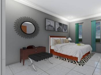 Distressed 2 Units of Spacious 4 Bedroom Semidetached Plus Bq,, Value County, Sangotedo, Ajah, Lagos, Semi-detached Duplex for Sale