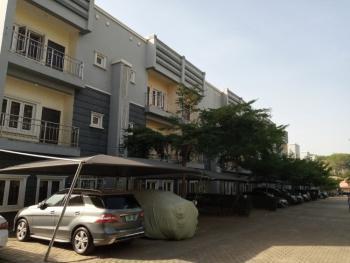 4 Bedroom Terrace Duplex with Bq, Apo, Abuja, Flat for Rent