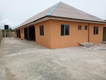 Fine Newly Built 2 Bedroom Flat Big Compound, Lanfenwa Ogun State Close to Ayobo, Ipaja, Lagos, Flat for Rent